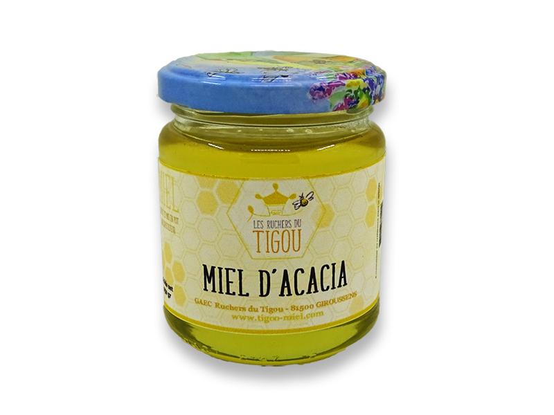 miel d'acacia et propolis