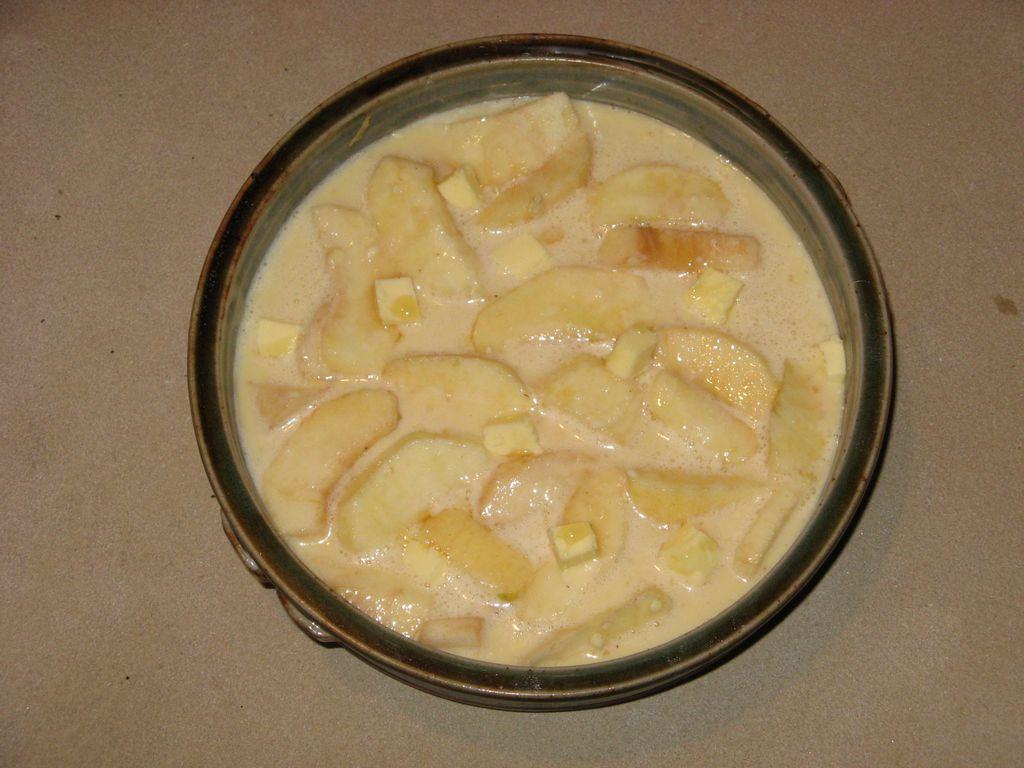 Recette De Clafoutis Pommes Et Poires Tigoo Miel