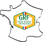 Logo GPGR et carte de France
